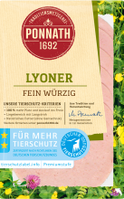 Lyoner, fein würzig 80 g