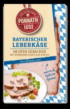 Bayerischer Leberkäse, im Ofen gebacken 200 g