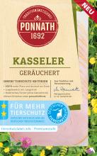 Kasseler, geräuchert 80 g