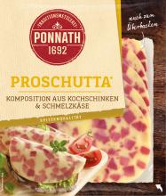 Proschutta® Komposition aus Kochschinken & Schmelzkäse 80 g
