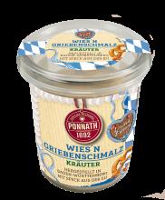 Wies´n Schmalz Kräuter herzhaft würzig 100 g