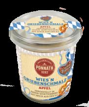 Wies´n Schmalz Apfel herzhaft würzig 100 g